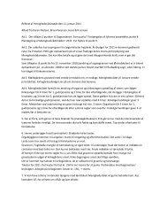 Referat af menighedsrådsmøde den 11. januar ... - Longelse Kirke