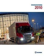 Scania årsredovisning 2010