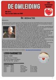 verhalen_files/De Omleiding mei 2012.pdf - Harttrimclub Westland