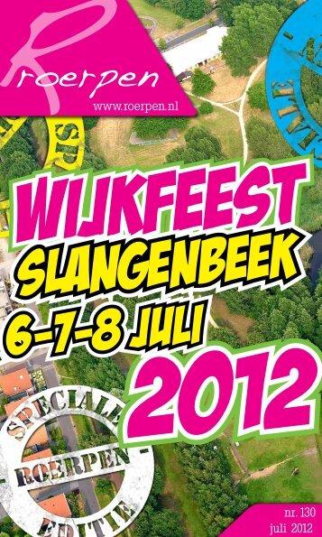 www.roerpen.nl nr.130 juli 2012