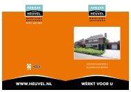 oosterzandweide 6 Helmond (dierdonk) - Adriaan van den Heuvel ...