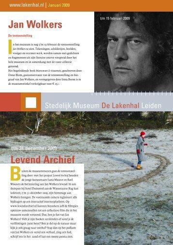 Januari 2009 - Museum De Lakenhal