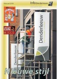 februari 2010 - Gemeente Denderleeuw