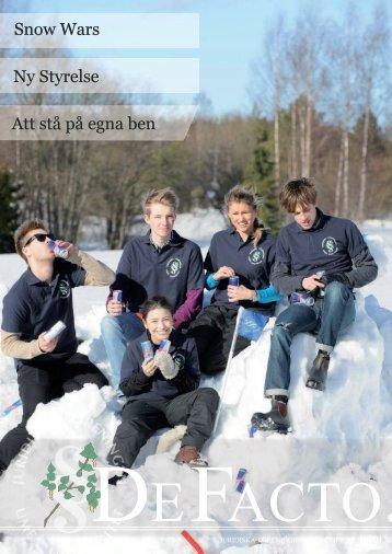 Nr 1 2012 - Juridiska föreningen vid Umeå universitet
