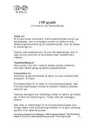 I TP profil - Jette Jessen