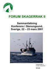 FORUM SKAGERRAK II - Projekt Skagerrak - Home