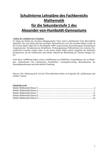 pdf-Download - Alexander-von-Humboldt-Gymnasium Neuss