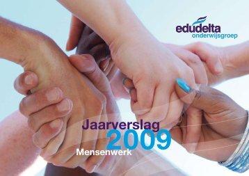 Jaarverslag 2009 - Edudelta