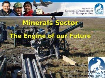 G. MacKay - GN Dept of EDT - NEF AGM June 11, 2008.pdf - Nunavut ...