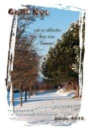 Godt Nyt 2010 Januar - Roskilde Frikirke