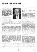 SEPTEMBER 2009 JAARGANG 30 - NR 3 - Federatie - Page 5