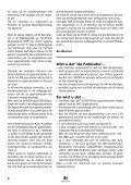 SEPTEMBER 2009 JAARGANG 30 - NR 3 - Federatie - Page 6