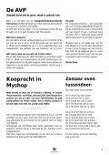 SEPTEMBER 2009 JAARGANG 30 - NR 3 - Federatie - Page 7