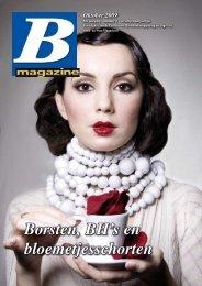 B-magazine november 2009 - Logo waasland