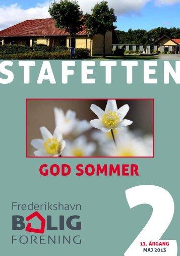 GOD SOmmER - Frederikshavn Boligforening