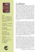 Tidskrift om tro, hopp och kärlek - Kristna Studentrörelsen i Sverige - Page 2