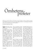 Tidskrift om tro, hopp och kärlek - Kristna Studentrörelsen i Sverige - Page 4