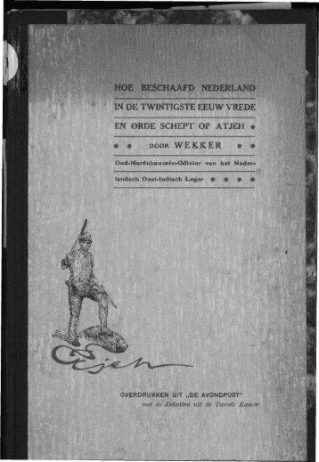 hoe beschaafd nederland in de twintigste eeuw ... - Acehbooks.org
