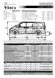 DUBBELE CABINE - Mercedesbus.nl