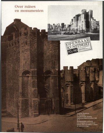 Over ruïnes en monumenten