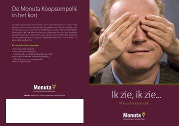 Monuta Koopsompolis - Uitvaartpolisopmaat.nl