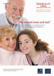 """""""My second mum and dad"""" - Grandparents Plus"""