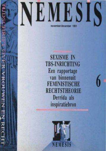 (1991) nummer 6 november/december - Nemesis