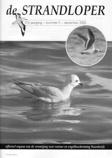 Vereniging voor Natuur- en Vogelbescherming Noordwijk - Xs4all