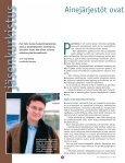 Asiantuntija 1/2007: Teemana opiskelijat - Specia - Page 6