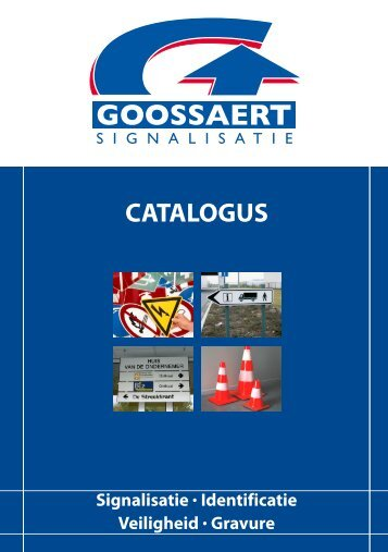 CATALOGUS - Goossaert
