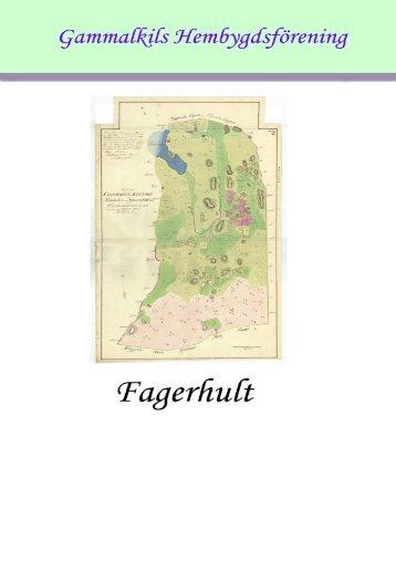 Fagerhult - Gammalkils Hembygdsförening