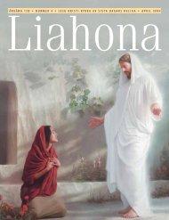 April 2004 Liahona