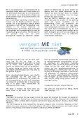 Lees ME is - ME|cvs Vereniging - Page 7