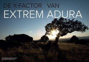 Dorpen in Extremadura komen plotseling. Je waant je in een ...