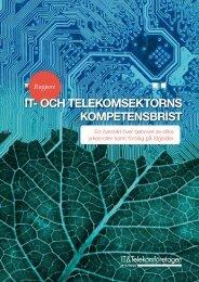 IT- och Telekomsektorns kompetensbrist - VäljIT