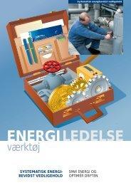 systematisk energibevidst vedligehold - spar energi ... - Energiledelse