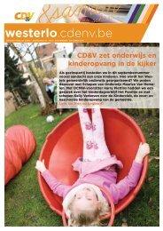 Westerlo - CD&V