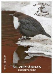 Hösten 2012 - Söderhamns Fågelklubb