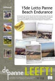 15de Lotto Panne Beach Endurance - De Panne