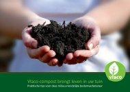Vlaco-compost brengt leven in uw tuin - Ivago