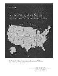 ALEC-Laffer, Rich States, Poor States - Economic Development ...