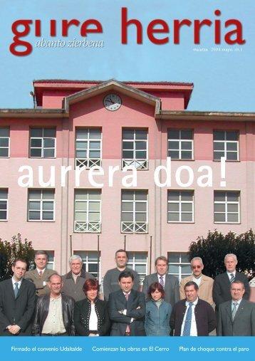 Abanto Zierbena. GURE HERRIA 1 - Ayuntamiento de Abanto ...