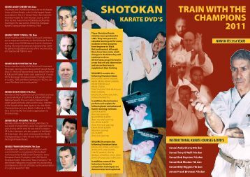 SHoToKAN - Karate Union of Great Britain