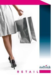 Download onze Retail folder - Aaftink Verwarming B.V.