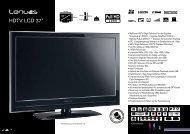 """HDTV LCD 37"""""""