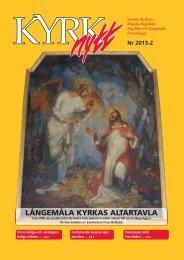 2013 nummer 2 - Minkyrka.se