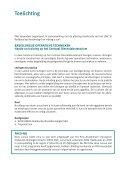 BASISCURSUS OPERATIEVE TECHNIEKEN ... - PAO Heyendael - Page 2