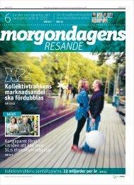 RESANDE - Svensk Kollektivtrafik