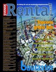 SRT 2-2007.pdf - Svensk Rental