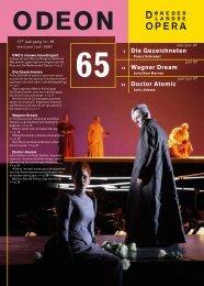 Odeon 65 - start - De Nederlandse Opera